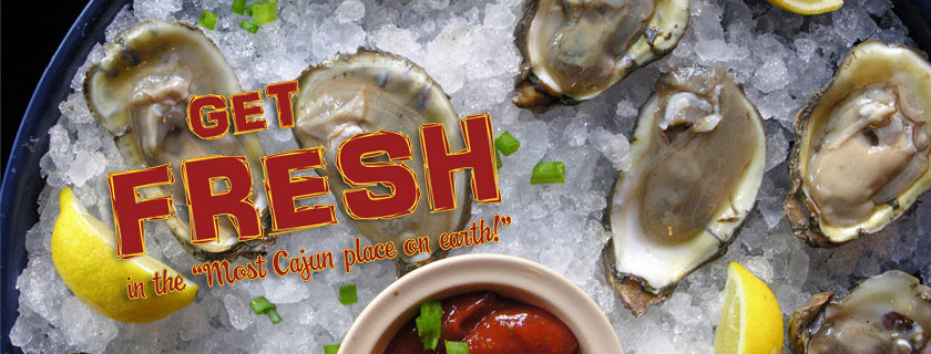 Vermilion Parish - Get Fresh in the Most Cajun Place on Earth!